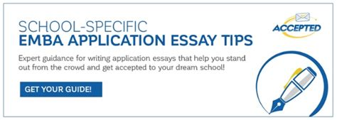 Sloan School E Mba by Mit Sloan Executive Mba Essay Tips Deadlines