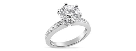 create your own engagement ring affinity diamonds