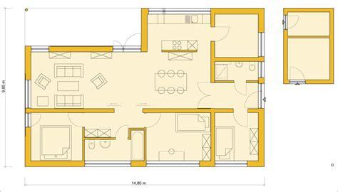 Massivhäuser Bauen Preise by Moderne Massivh 228 User Im Bungalow Stil Bauen Pictures To