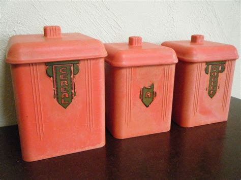plastic kitchen canisters 82 best vtg kitchen misc canisters plastic images on boxes canister sets and