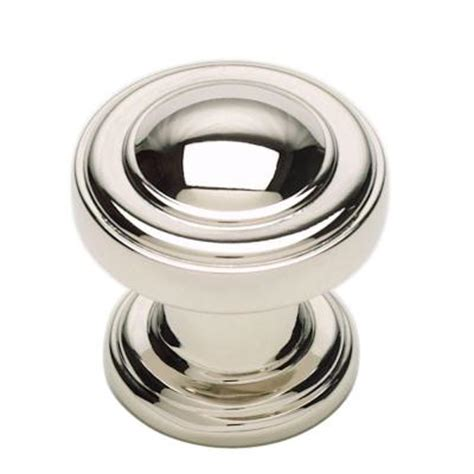 Drawer Knobs Home Depot by Atlas Homewares Bronte Collection 1 1 8 In Polished