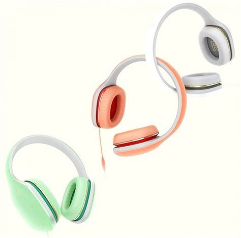 comfort headphones xiaomi mi headphones comfort launched in india for rs 2999