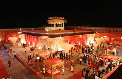 Budget Wedding Venues In Jaipur by Top Six Indian Wedding Destinations For Your Wedding