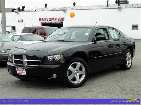 2008 black charger 2008 brilliant black pearl dodge charger sxt awd