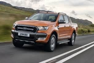 To Ford Ford Ranger Wildtrack 2016 Review By Car Magazine
