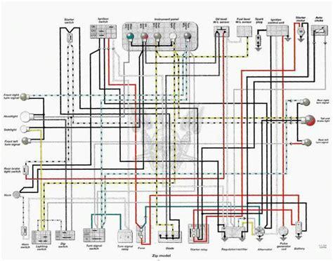 piaggio motorcycles manual  wiring diagram fault codes