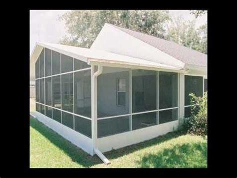 How To Add A Sunroom Screen Room Orlando Screen Porch And Patio Sunroom