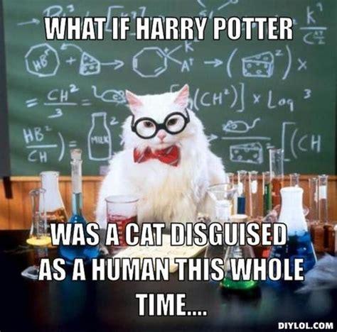 Chemistry Cat Meme Generator - disguised memes image memes at relatably com