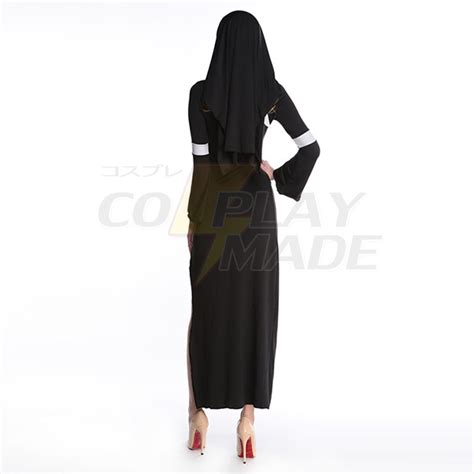 Nzns Black Dress womens black dress costume