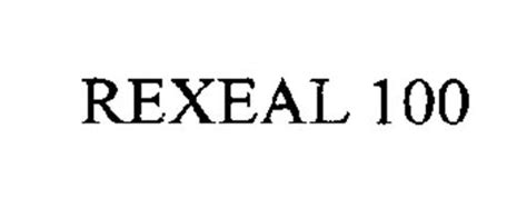 100 Free Email Search Rexeal 100 Trademark Of Norman Hay Plc Serial Number 76475660 Trademarkia Trademarks