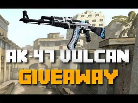 Csgo Giveaways Gleam - free csgo skins vulcan giveaway descriprion gleam io youtube