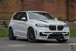 Bmw Mx5 A R T Tuning Creates The Xhawk5 Bmw X5 Widebody