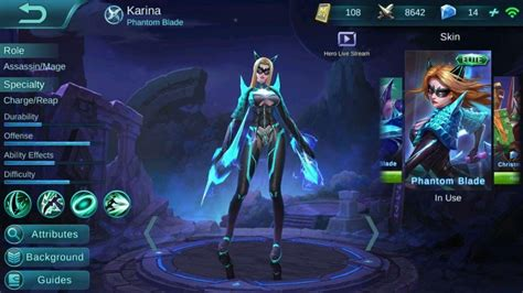 terkuat di mobile legend sering savage ini 7 assassin terkuat di mobile