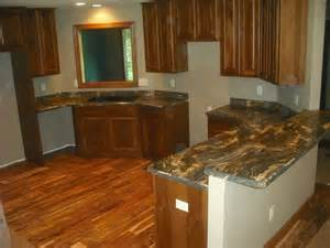 Order Laminate Countertops Online - blue storm formica laminate with no seams in the deck looks just like granite without the high