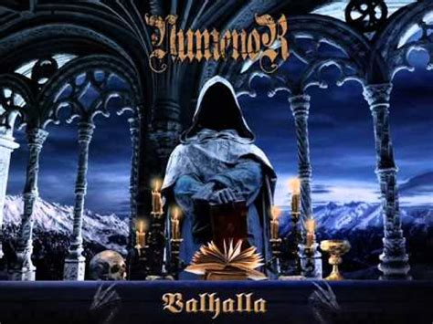 numenor valhalla blind guardian cover