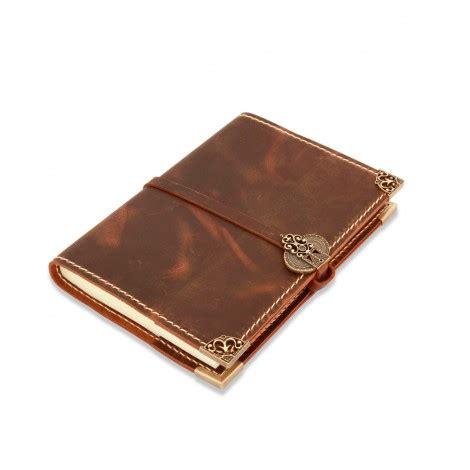 Handmade Leather Journals Uk - handmade leather journal 14x21