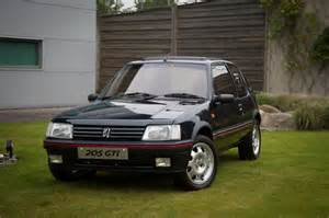 205 Gti Peugeot Peugeot 205 Gti Restored Improved By Uk Apprentices