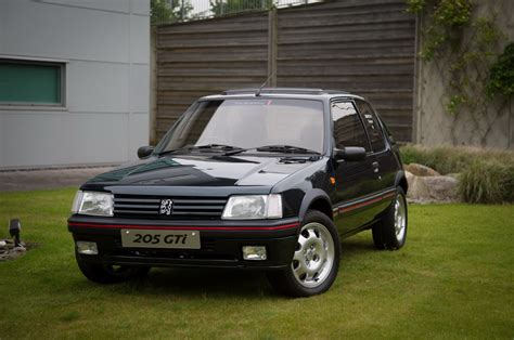 Peugeot 205 Gti by Peugeot 205 Gti Restored Improved By Uk Apprentices