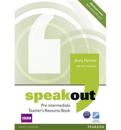 Longman Language To Go Pre Intermediate Students Book speakout pre intermediate s book parsons 9781408216804