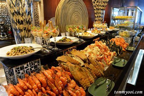intercontinental bangkok sunday buffet brunch tommy ooi