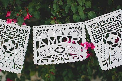 Wedding Banner Cricut by Diy Papel Picado Banner With Cricut Green Wedding Shoes