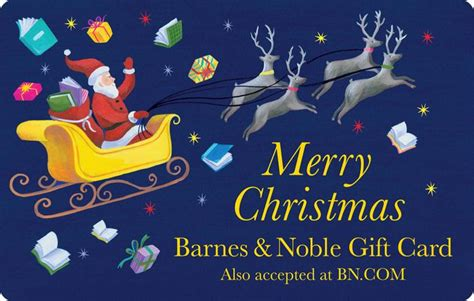 printable gift card barnes and noble christmas gift card 2000004062149 item barnes noble 174
