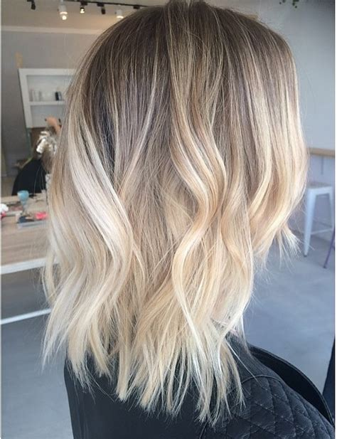 what shade of blonde blends with gray roots summer blonde blend mane interest