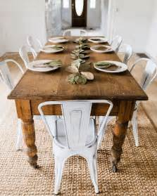 farmhouse kitchen table sets best 25 rustic farmhouse table ideas on