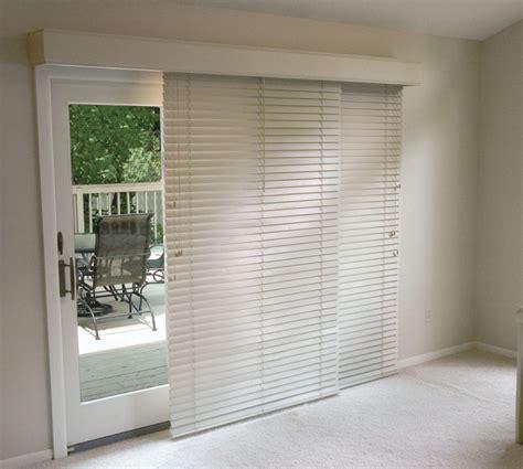 sliding patio door blinds horizontal blinds for patio doors glider blinds
