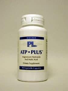 Malic Acid Aluminum Detox by Atp Energy W Magesium Hydroxide Malice Acid 90 Capsules