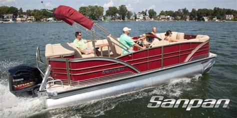 best deals on new pontoon boats sanpan videos anchor marine speedwell tennessee