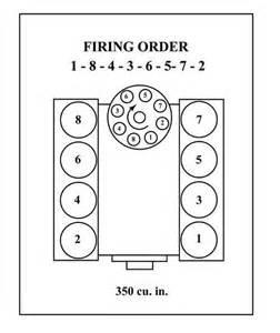 chevrolet 327 firing order