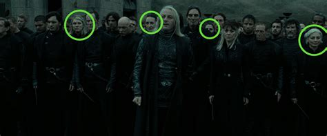 Are There Any Recorded Deaths From Harry Potter Were There Any Eaters Other Than Bellatrix And Alecto