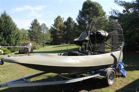airboat hull craigslist hurricane aircat boat for sale from usa