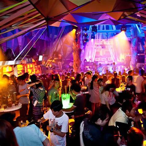 Top Bars In Bangkok by Top Clubs In Bangkok Travel Leisure
