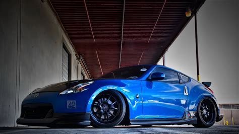 nissan fairlady 370z wallpaper nissan 370z coupe tuning cars wallpaper 1920x1080