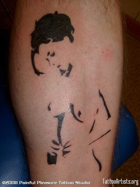 silhouette tattoos for men silhouette and pictures to pin on