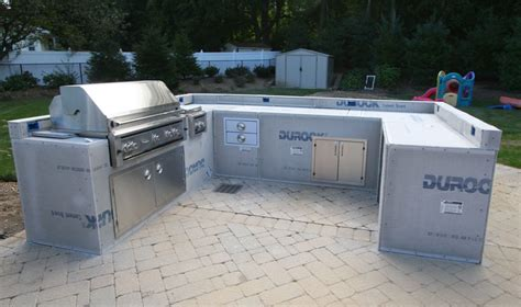 custom built outdoor kitchens 2008 u shape