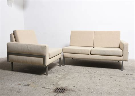 mid century modern modular sectional sofa by florence