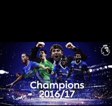 chelsea fc 2017 chelsea win english premier league unicpress