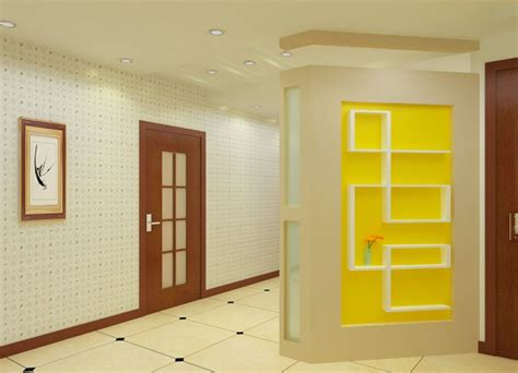 Wall Partition 20 Decorative Partition Wall Design Ideas And Materials