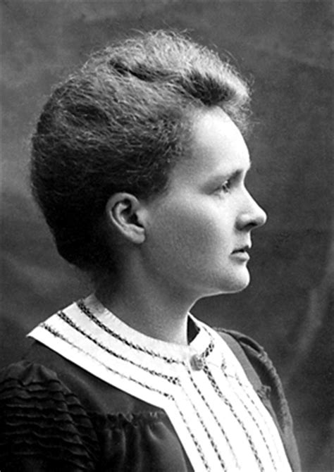 madam query biography in english marie curie facts