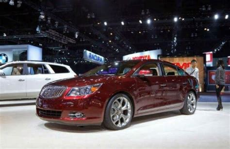 2020 Buick Lacrosse by 2020 Buick Lacrosse Redesign Price Specs Car News Reviews