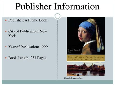 themes of girl with a pearl earring novel girl with a pearl earring book review