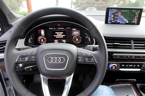 Audi Q7 Four Wheel Steering by Vwvortex Truly All New Third 2019 Bentley