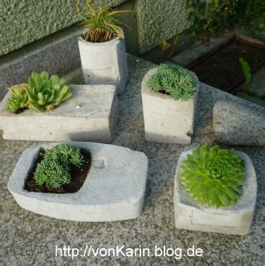 Formen Zum Beton Gießen by 17 Best Images About Beton Gips On Garden