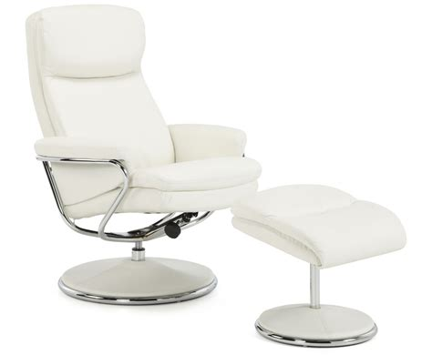 White Reclining Chair by White Faux Leather Recliner Chair Uk Delivery
