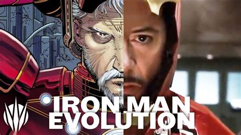 iron man evolution full youtube