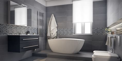bagno moderno con vasca come arredare un bagno moderno grande con vasca e doccia