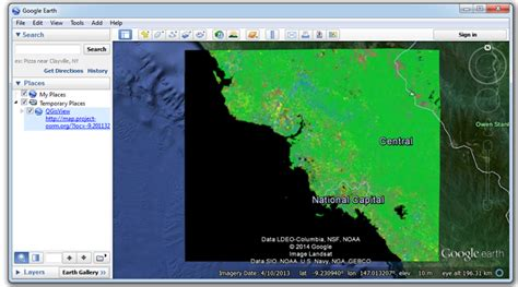 qgis tutorial google earth qgis open foris
